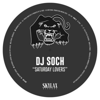 Dj Soch - Saturday Lovers (The Analogue Cops remix)