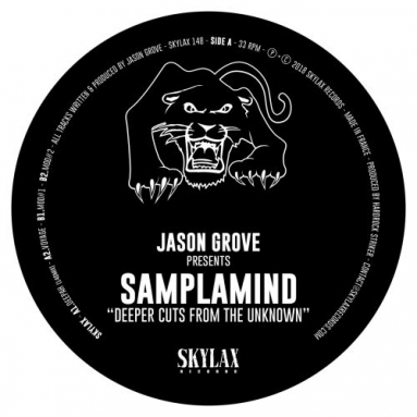 Jason Grove presents SAMPLAMIND - Deeper cuts from the unknown