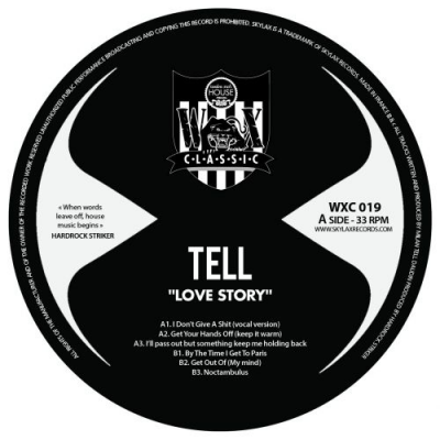 Tell - Love Story