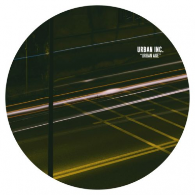 Urban Inc. - Urban Age (LP)