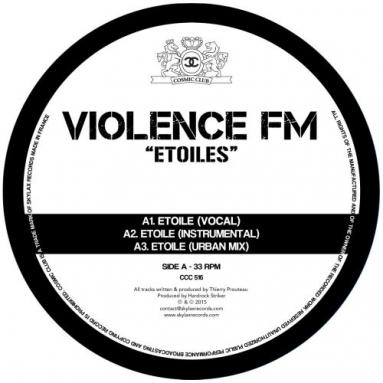 Violence FM - Etoiles w/ Chez Damier