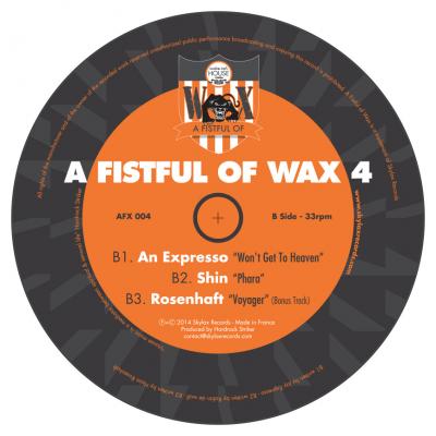 A Fistful Of Wax 4 (Erman & Abtomat, Kid Mark, An Expresso, Shin, Rosenhaft)