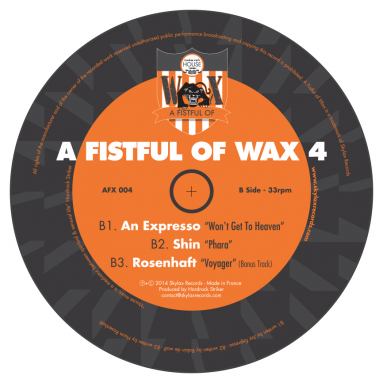 A Fistful Of Wax 4 (Erman & Abtomat, Kid Mark, An Expresso, Shin, Rosenhaft)