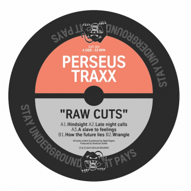 Perseus Traxx - Raw Cuts