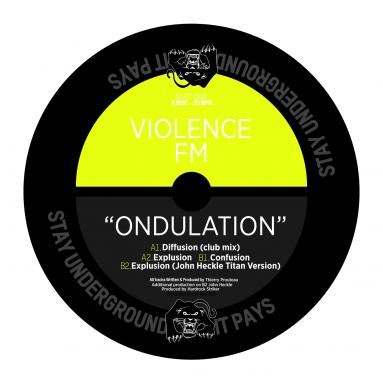 Violence FM - Ondulation EP (John Heckle remix)