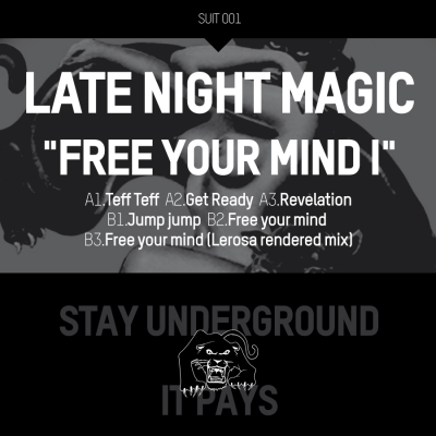 Late Night Magic aka Simoncino - Free Your Mind (Lerosa rmx)