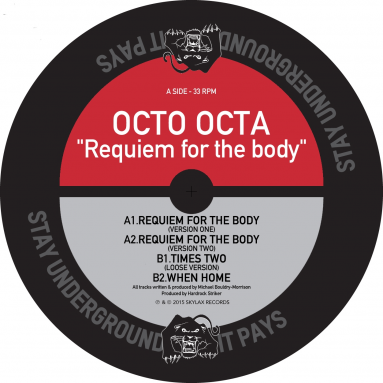 Octo Octa - Requiem For The Body