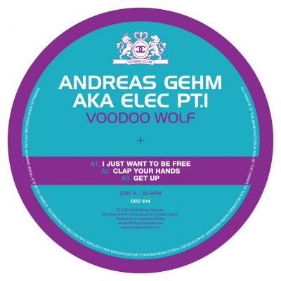 Andreas Gehm aka ELEC Pt 1 - Voodoo Wolf