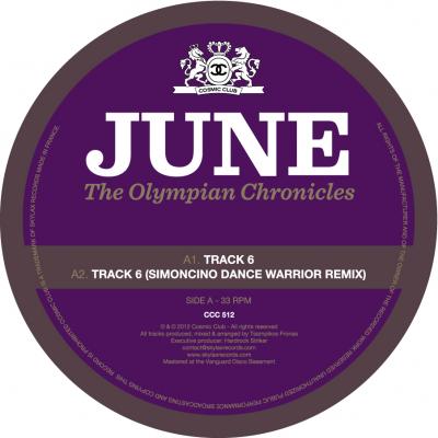 June - The Olympian Chronicles (Simoncino rmx)
