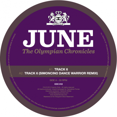 June - The Olympian Chronicles (Simoncino rmx)
