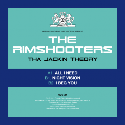 The Rimshooters - The Jackin Theory