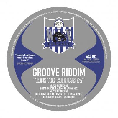 Groove Riddim - Ride The Riddims 2 (Brett Dancer remix)