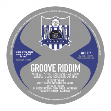 Groove Riddim - Ride The Riddims 2 (Brett Dancer remix)