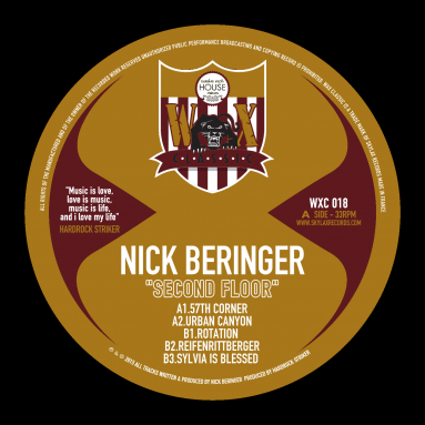 Nick Beringer - Second Floor