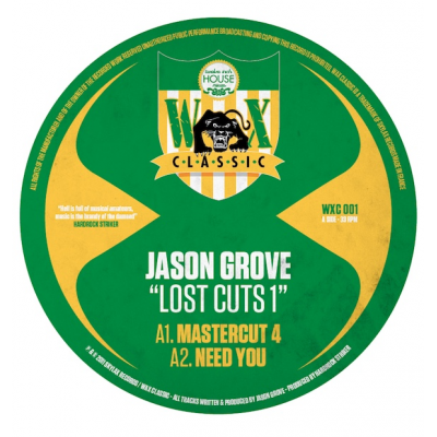 Jason Grove - Lost Cuts 1