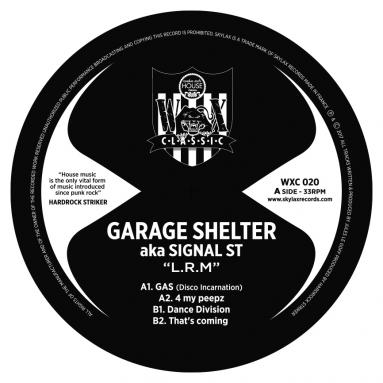 Garage Shelter - LRM