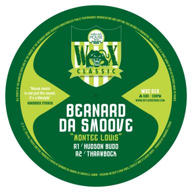 Bernard Da Smoove - Montee Louis EP