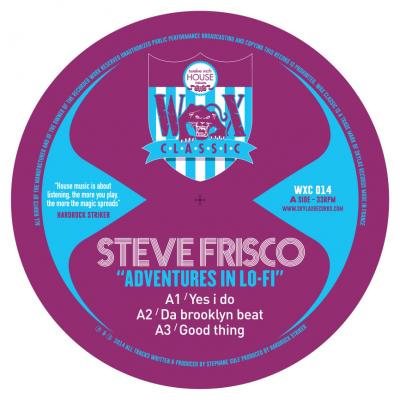 Steve Frisco - Adventures in Lo-Fi