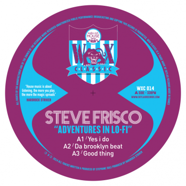 Steve Frisco - Adventures in Lo-Fi