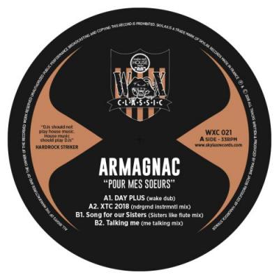 Armagnac - Pour mes sœurs