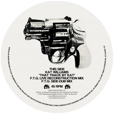 Kat Williams -That Track By Kat (F.T.G remix)
