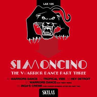 Simoncino - The Warrior Dance III (Chez Damier & Ron Trent remix)