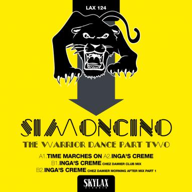 Simoncino - The Warrior Dance Pt2 (Chez Damier remix)