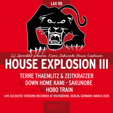 DJ Sprinkles - House Explosion III Live in Berlin
