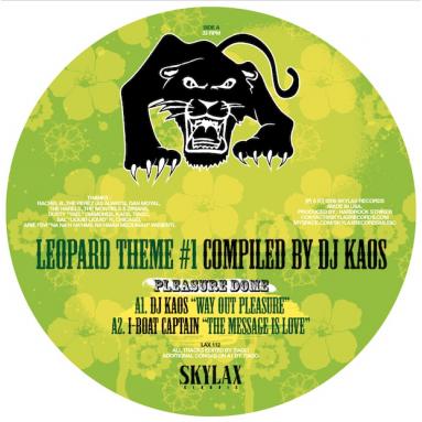 DJ Kaos, I-Boat Captain, Sal Principato & Dinamo Azari  - Leopard Theme 1