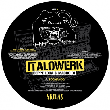 Beppe Loda & Macro DJ - Italowerk