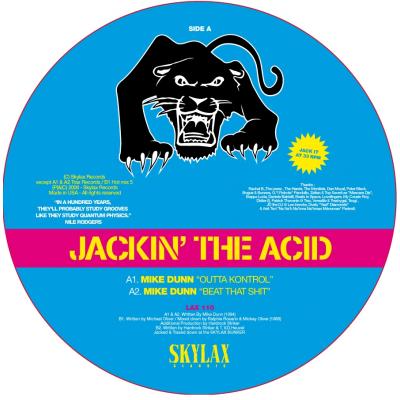 Mike Dunn, Mickey Oliver, Hardrock Striker - Jackin' The Acid