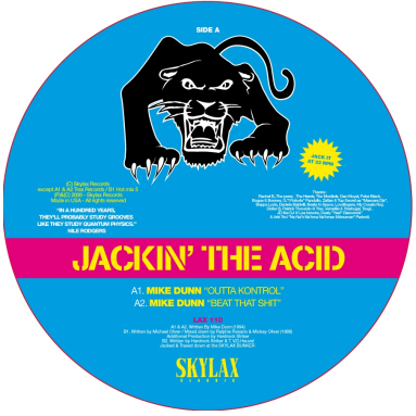 Mike Dunn, Mickey Oliver, Hardrock Striker - Jackin' The Acid