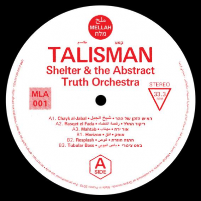Shelter & the Abstract truth orchestra - Mellah 1