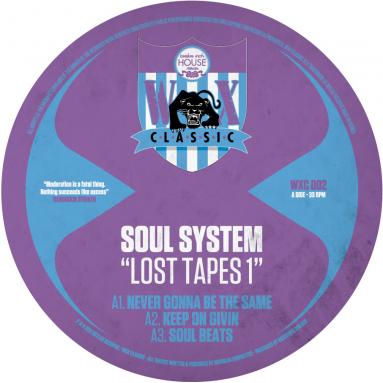 Soul System AKA Nicholas - Lost Tapes 1