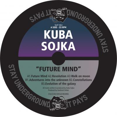Kuba SOJKA - Future Mind