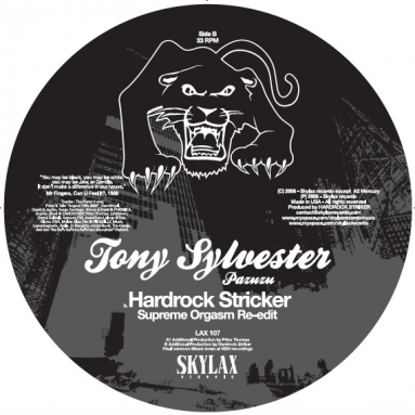 Tony Sylvester - Pazuzu (Prins Thomas & Hardrock Striker remixes)
