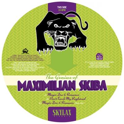 The Genius Of Maximillian Skiba - Magic Fire & Romance