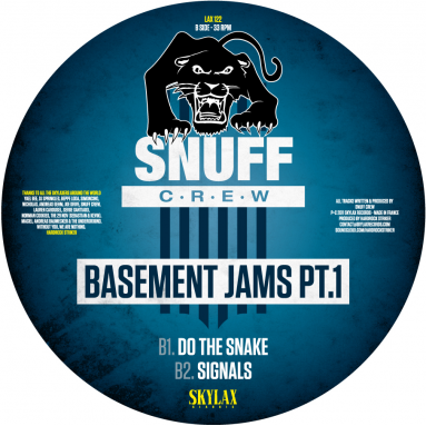 Snuff Crew - Basement Jams part 1