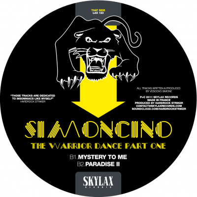Simoncino - The Warrior Dance Pt.1