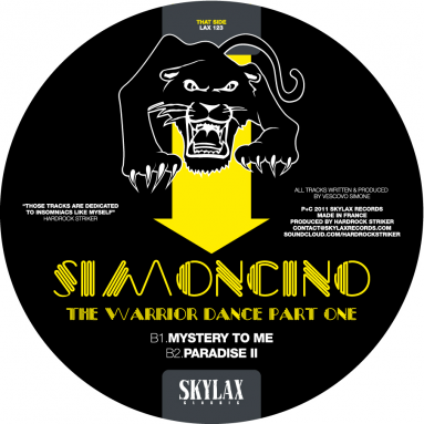 Simoncino - The Warrior Dance Pt.1