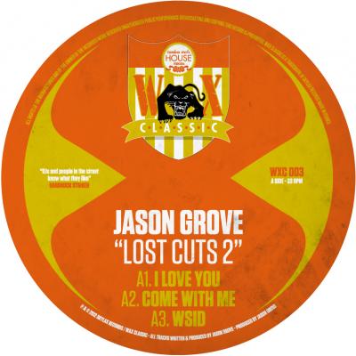 Jason Grove - Lost Cuts 2