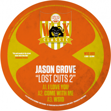 Jason Grove - Lost Cuts 2