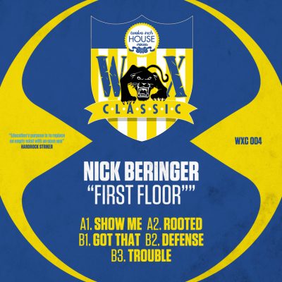 Nick Beringer - First Floor