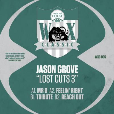 Jason Grove - Lost Cuts 3