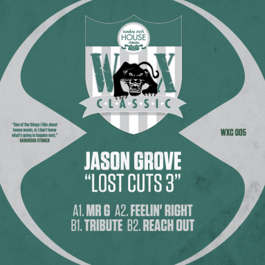 Jason Grove - Lost Cuts 3