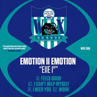 Emotion II Emotion – EllE I