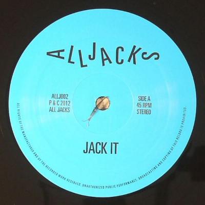 Paul Ritch - Jack It