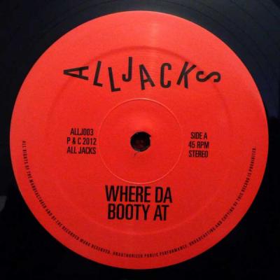 Paul Ritch - Where Da Booty At - Flash EP
