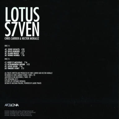 Chris Carrier & Hector Moralez -Lotus Seven Pt.2