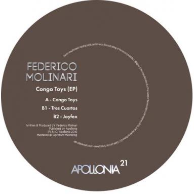 Federico Molinari - Congo Toys